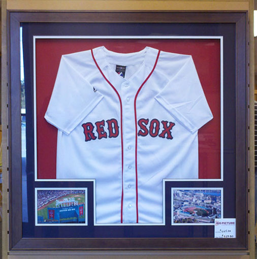 Sports Jerseys Big Picture Framing Custom Framing